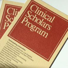 Clinical Scholars Program Begins
